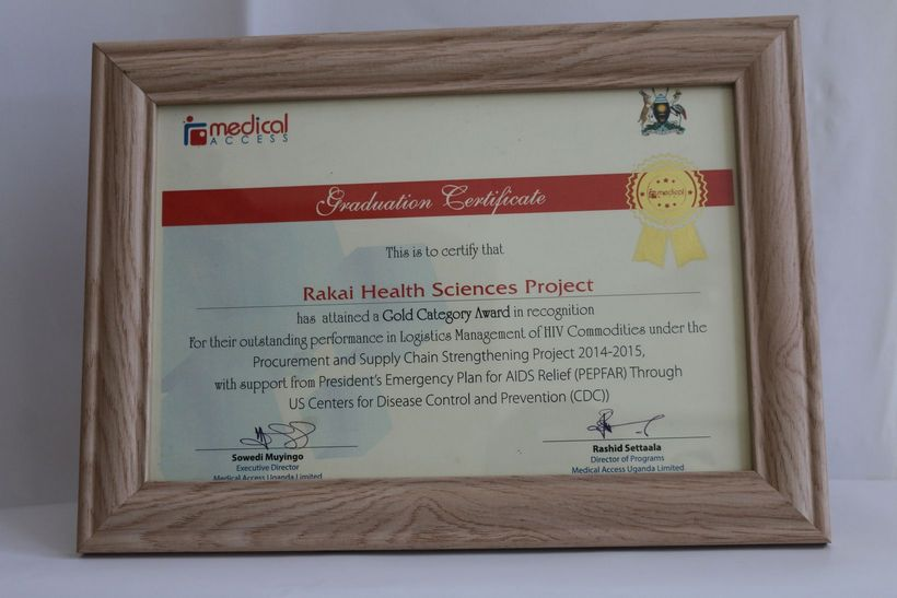 Rakai Health Sciences Program - RHSP